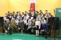 Фестиваль «Солдаты России» в Верхней Кабанке