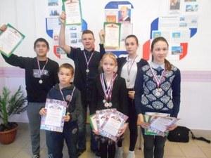 Поздравляем учащихся, победителей  и призеров районного зимнего фестиваля ГТО!